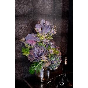 Aranjament floral Brassica