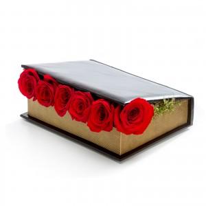 Aranjament floral de poveste