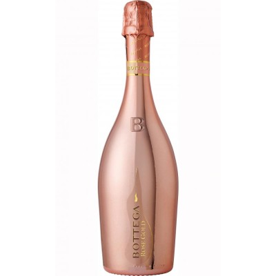 Bottega Rose Gold Prosecco