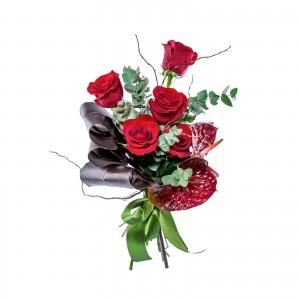 Buchet Trandafiri Hospitality