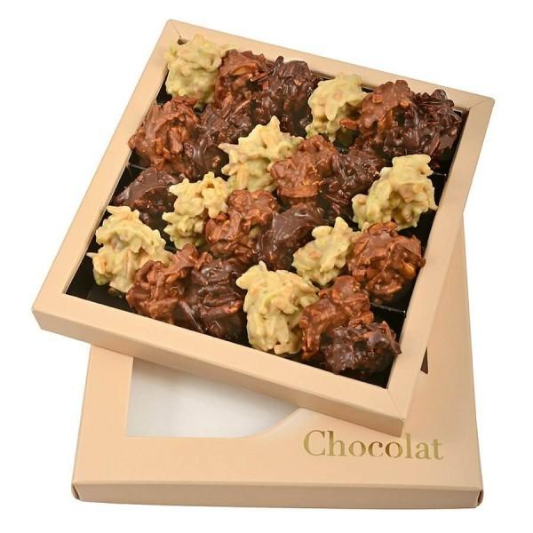 Cutie ciocolata asorata Les Rochers 250 g - By Chocolat