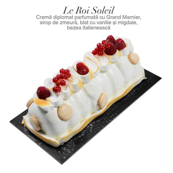 Tort Le Roi Soleil - by Choclat Colectia de Iarna