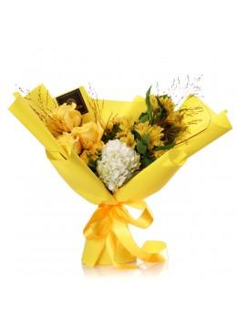 "Buchet de flori ""Sunshine"""