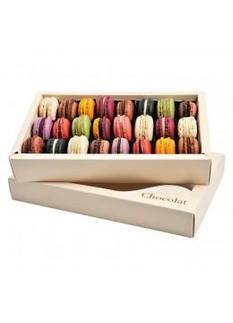 Cutie Macarons 24 Bucati - By Chocolat