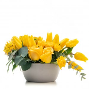 """Aranjament floral """"Sun of spring"""""""