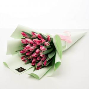 "Buchet de lalele""Pink Spring"""