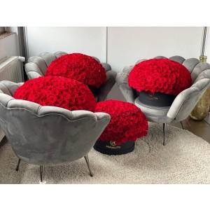 Buchet de 1001 trandafiri