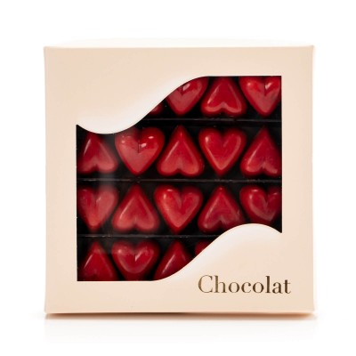 Praline Inima - By Chocolat