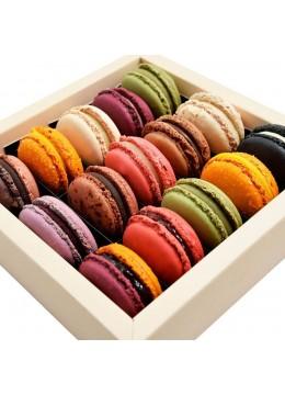 Cutie Macarons 15 bucati - by Chocolat