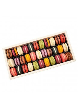 Cutie Macarons 33 Bucati - By Chocolat