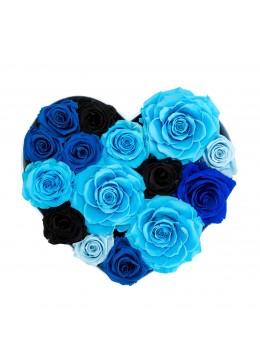 Endless Blue Heart