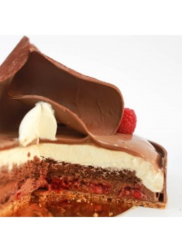 Tort Foret Noire - by Chocolat