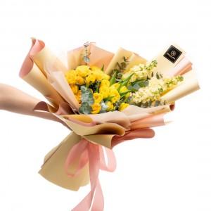 Buchet de flori Yellow Sun