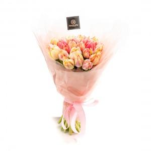 Buchet de lalele Lollipop Tulips