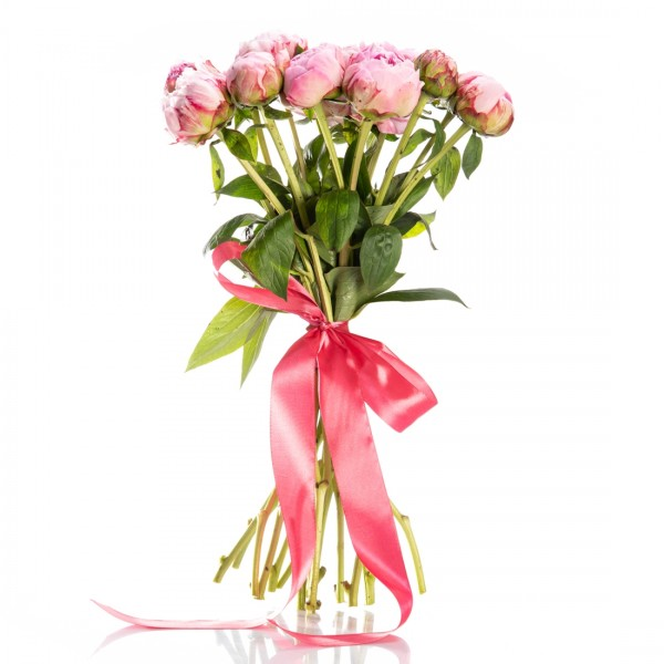 Bouquet Of Peonies In Any Number