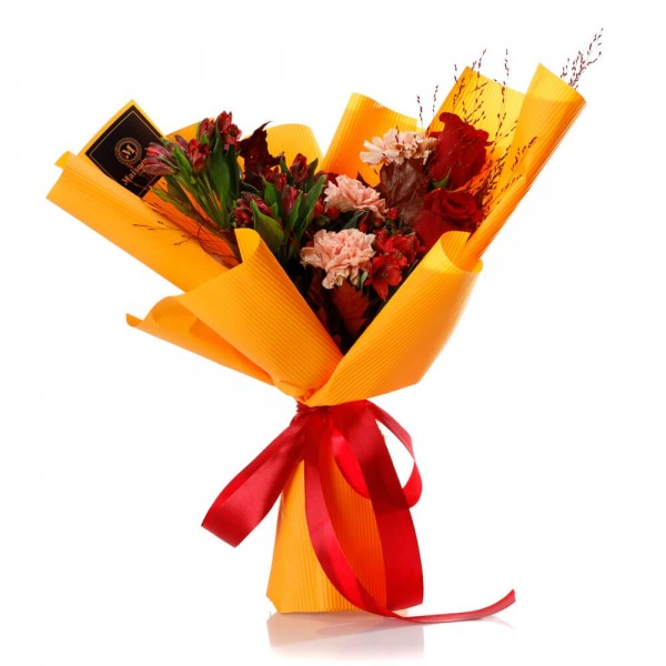 """""""At First Sight"""" Flowers Bouquet"""