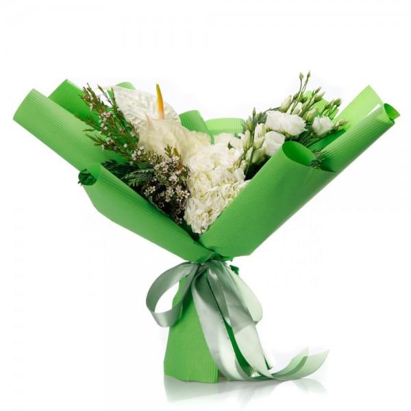 """Forest Flavor"" Flowers Bouquet"