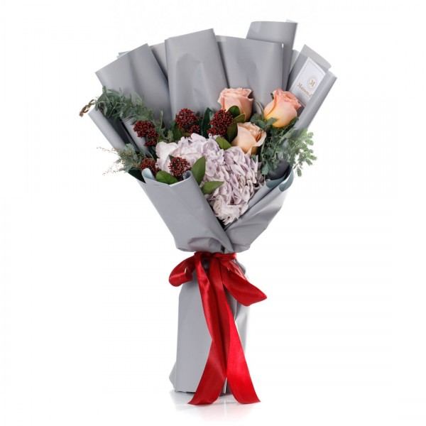 """""""Evelyn"""" Flowers bouquet"""