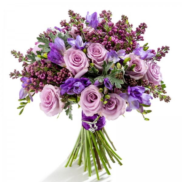 Love at first sight bridal bouquet
