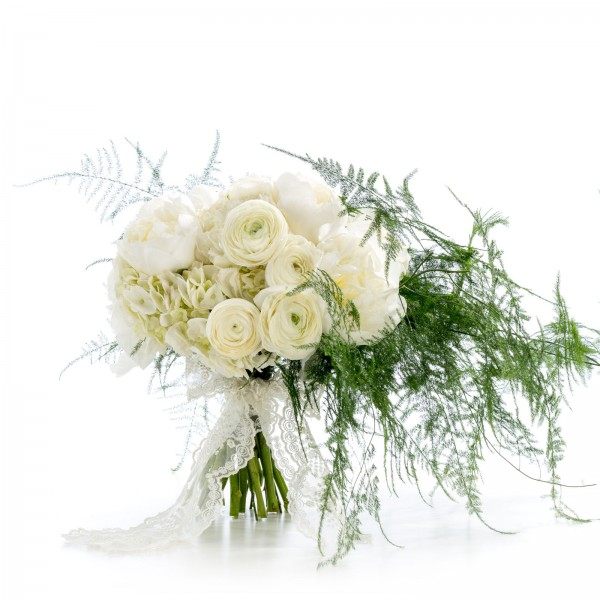 White Dream bridal bouquet
