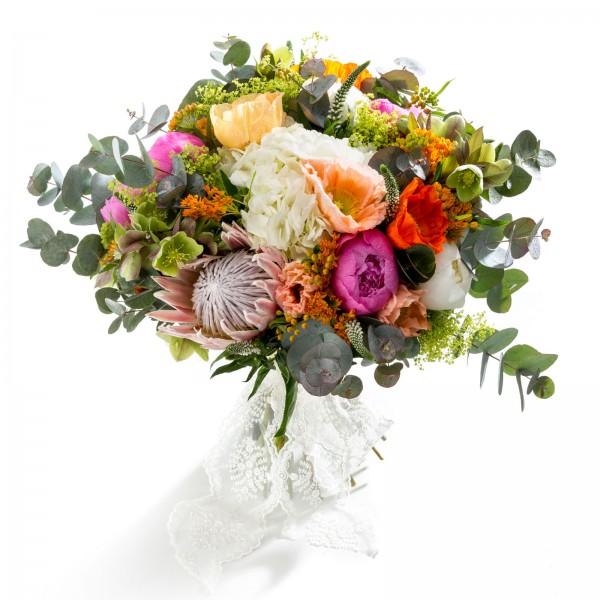 Sundry fantasy bridal bouquet