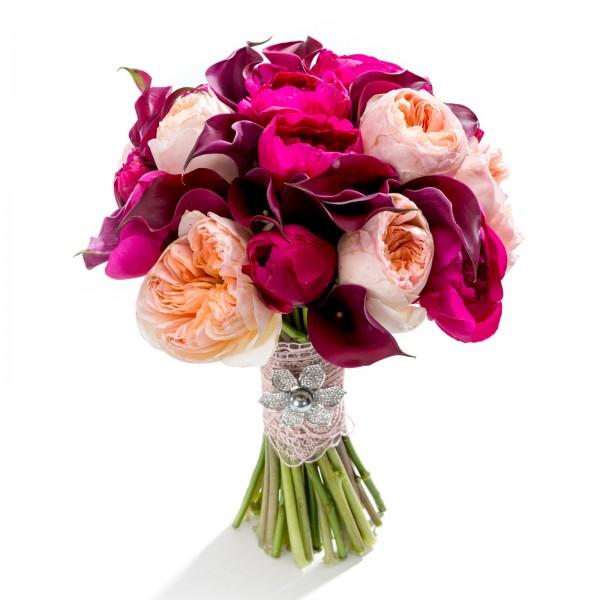Royal Heritage bridal bouquet