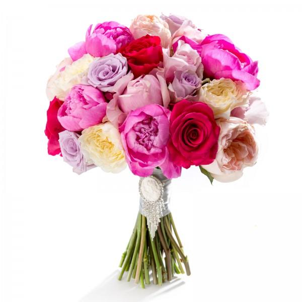 Elyse bridal bouquet