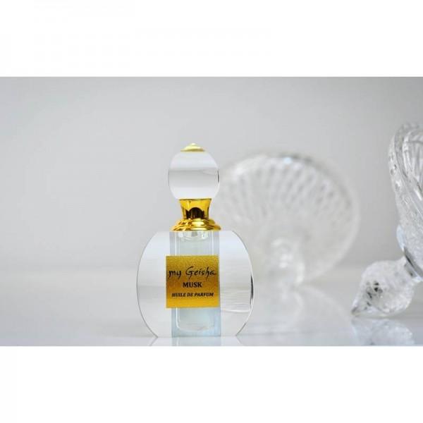 Oil perfume Musk Luxury Limited Edition - My Geisha