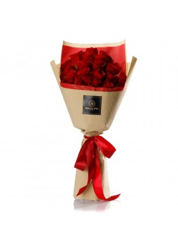 """Thoughts of Love"" Roses Bouquet"