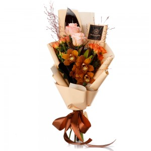 """Thank you"" Flowers Bouquet"