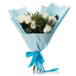 """""""Simplicity"""" Flowers Bouquet"""