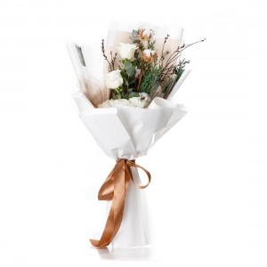 "Flowers Bouquet ""Snow White"""