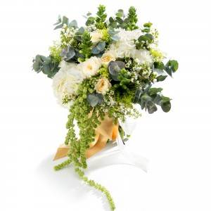 Daintiness bridal bouquet