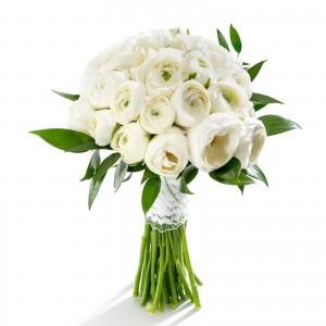 Angelique bridal bouquet