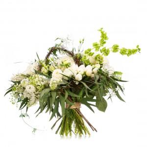 Buchet de flori cu ranunculus Jasmine Spring