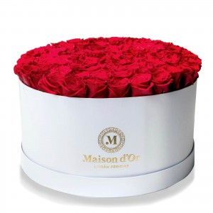 Box of 101 red roses
