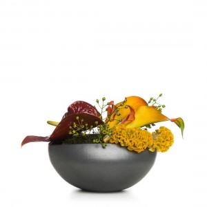 Floral arrangement with anthurium