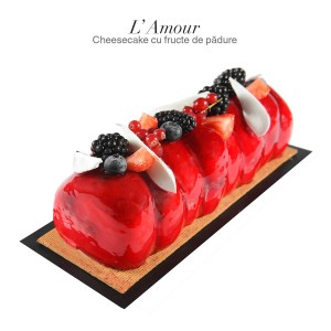 Tort L' Amour - By Chocolat Colectia de Iarna