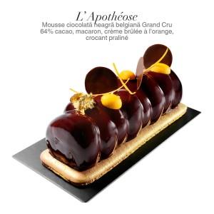 Tort L' Apotheose - By Chocolat Colectia de Iarna