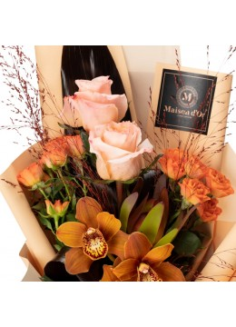 """""""Thank you"""" Flowers Bouquet"""