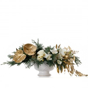 """Dream Christmas"" Christmas Floral arrengement"