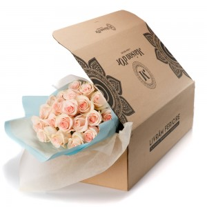 """Thoughts of Gratitude"" Roses Bouquet"