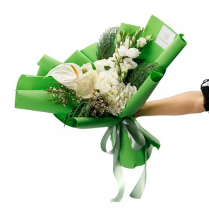 """Forest Flavor"" Flowers Bouquet"