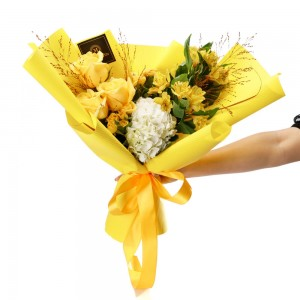 """Sunshine"" Flowers Bouquet"
