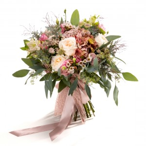 O'hara rose wedding bouquet
