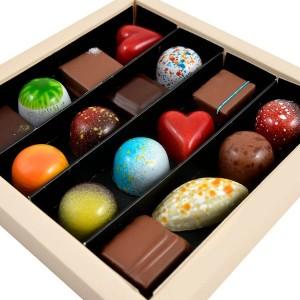 Belgian Praline box