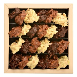 Les Rochers Assorted Chocolate Box 250 g - By Chocolat