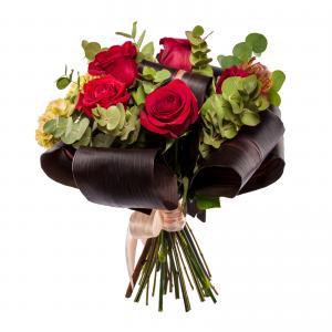 Buchet Trandafiri si Garoafe