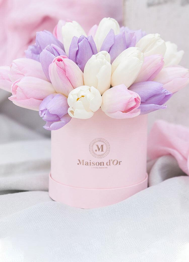 buchete de flori cu lalele