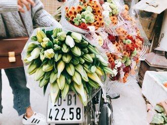 Serviciul de livrare flori, o modalitate stilata de a trimite zambete oriunde